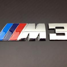 Emblema bmw Emblema spate metalica BMW M3 sau M5 - Embleme auto