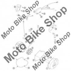 Capac aprindere KTM 250 EXC FACTORY 2005 #1, - Capac racire motor Moto