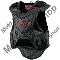 Protectie corp Icon Stryker Vest, negru, XXL/XXXXL, - Protectii moto