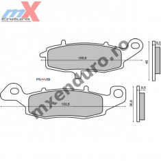 Placute frana fata kevlar Suzuki - Piese electronice Moto