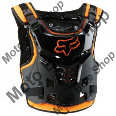 Fox Kinder Brustpanzer Proframe Lc, Orange, 7-11 Jahre, P:16/037, - Armura moto