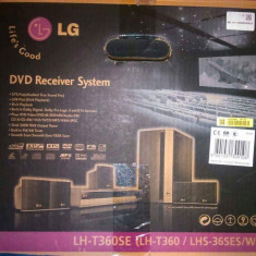 LG DVD Receiver System - Sistem Home Cinema