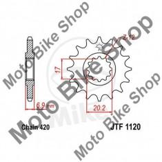 Pinion fata 420 Z15, JTF1120.15, - Pinioane Moto