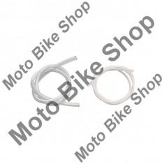 Furtun benzina transparent, plastic, H 8mm, - Furtun benzina Moto