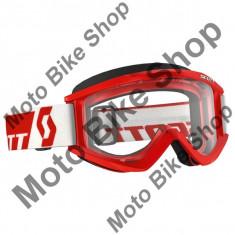 Scott Brille Recoil Xi Red, Rot, 89 Clear, P:16/049, - Ochelari moto