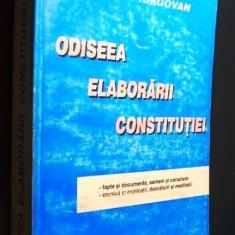 Odiseea elaborarii Constitutiei  Antonie Iorgovan