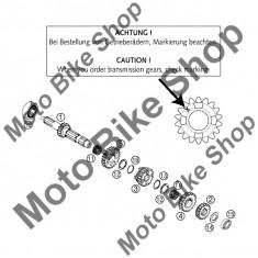 Rulment 6304/22 KTM 380 EXC 2002 #10, - Kit rulmenti roata spate Moto