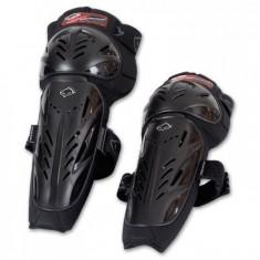 Protectii genunchi Ufo Limited, negru - Protectii moto