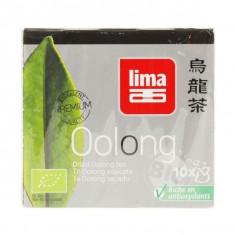 Ceai verde japonez Oolong bio la plic 15g - Ceai naturist