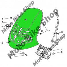 Carena fata Piaggio Hexagon GTX 125, verde, - Carene moto