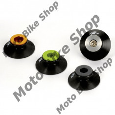 Adaptoare ghidaj stender spate M8 +10mm, auriu, - Elevator motociclete