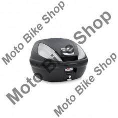 GIVI TOPCASE E370 TECH, Schwarz max 3kg, 39 Liter, 15/204, - Top case - cutii Moto