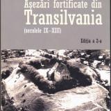 3.Carte Petru Iambor Asezari fortificate din Transilvania secolele IX-XIII - Arheologie