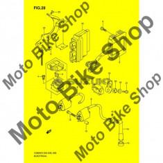 Pipa bujie Suzuki VZ800K8(E3/E28) K8 2008 #13, - Pipe bujii Moto