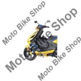 Geanta Moto Detail pentru scuter, 22 Litri, (LxBxH): 30x30x22/30 cm,