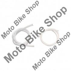 Furtun benzina transparent, plastic, 6mm, - Furtun benzina Moto