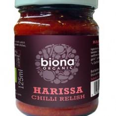 Sos chilli Harissa bio 125ml