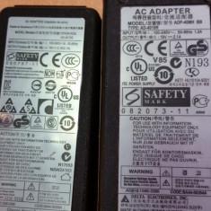 48.Incarcator Laptop SamsungHP 19V 2.1A 40W Mufa Pin Central ADP-40MH AD-4019S