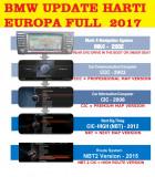 BMW CD DVD NAVIGATIE BMW GPS HARTI BMW SERIA 1, 3, 5, 6, X5, X6  ROMANIA 2017