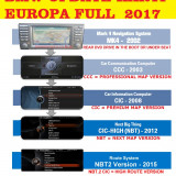 BMW CD DVD NAVIGATIE BMW GPS HARTI BMW SERIA 1, 3, 5, 6, X5, X6 ROMANIA 2017 - Software GPS