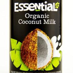 Lapte de cocos bio Essential 400ml