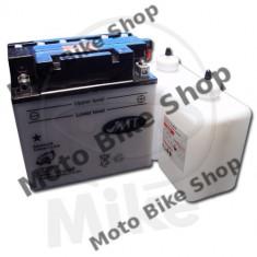 Baterie moto + electrolit 12V19AH / YB16CL-B / JMT,