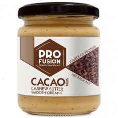 Unt de caju si cacao bio 250g