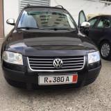 Vand Volkswagen Passat 1.9TDI, 131 CP, Motorina/Diesel, Negru, Break, Numar usi: 5