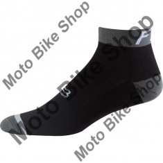 FOX MTB SOCKEN LOGO TRAIL 4, black, L-XL, 17/160, - Sosete barbati