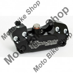 M-M Racing Bremssattel Schwarz, 4 Kolben, P:16/231, - Etrier frana Moto