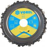 Disc Circular pentru Lemn 125 MM Vorel 08771