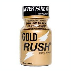 GOLD RUSH  POPPERS, 9 ML,PWD, AROMA CAMERA , POPERS,SIGILAT, PRODUS ORIGINAL USA, Afrodisiace