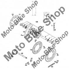 Piulita M20X1, 5 ax roata spate KTM 125 EXC 1999 #44,