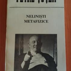 NELINISTI METAFIZICE-PETRE TUTEA - Carte Psihiatrie