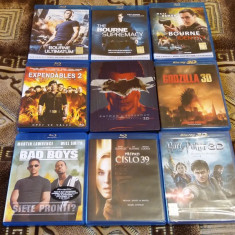 8 filme bluray originale cu romana - Film actiune Odeon