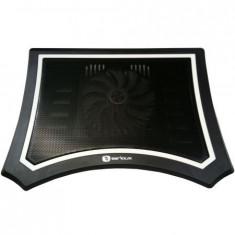 Cooler Laptop Serioux SRX-NCP300B, 10-17″, USB, Black