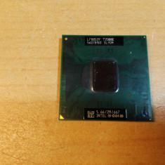 Procesor Laptop T2300E Intel Core 2 Duo 1, 66GHz, 1500- 2000 MHz, Numar nuclee: 2
