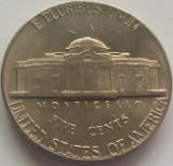 Moneda 5 Centi - SUA, anul 1973 *cod 4777 xF, America de Nord