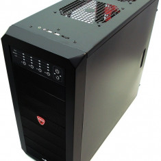 Carcasa AeroCool RS9, IMPECABILA, cutie, toate accesoriile, ca noua! - Carcasa PC