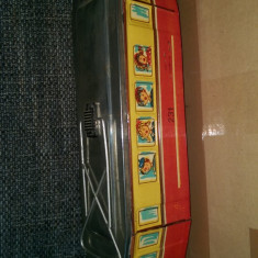 Se vinde jucarie tabla tramvai AGATEX