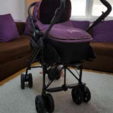 Carut de vanzare - Carucior copii 2 in 1 Bertoni, Violet