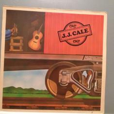 J.J.CALE - OKIE (1974/SHELTER REC/RFG) - Vinil/Analog/Vinyl/Impecabil (NM) - Muzica Rock ariola