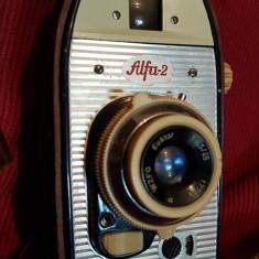 Rar aparat foto de colectie Alfa 2 WFZO