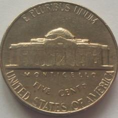 Moneda 5 Centi - SUA, anul 1964 *cod 4776, America de Nord