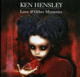 KEN HENSLEY (URIAH HEEP) - LOVE & OTHER MYSTERIES, 2012