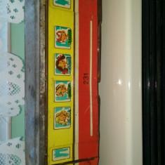 Se vinde jucarie tabla tramvai AGATEX made in Romania
