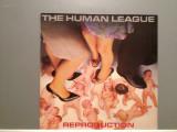 THE HUMAN LEAGUE - REPRODUCTION (1979/VIRGIN REC/UK) - Vinil/Analog/Vinyl (NM), virgin records