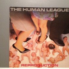 THE HUMAN LEAGUE - REPRODUCTION (1979/VIRGIN REC/UK) - Vinil/Analog/Vinyl (NM) - Muzica Rock virgin records