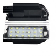 Lampi LED numar DACIA Logan II Facelift 2016->