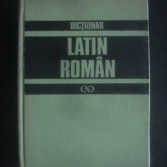 GH. GUTU - DICTIONAR LATIN ROMAN Altele